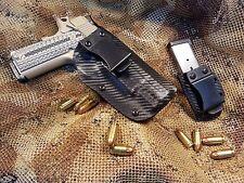 GUNNER's CUSTOM HOLSTERS Colt 1911 IWB Concealment Holster FOMI clip