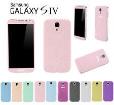 Samsung GALAXY s4 STRASS Skins Bling Design PELLICOLA STICKER ADESIVO PELLICOLA GUSCIO