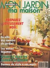 MON JARDIN & MA MAISON / N°388 / DECEMBRE 1991