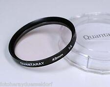 Quantaray 1A  Filter 49 mm Skylight Filter 03533