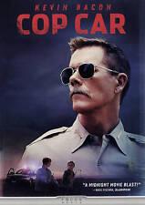 COP CAR DVD - - KEVIN BACON, Midnight Movie Blast! Very Good Condition!