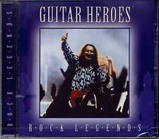 GUITAR HEROES - ROCK LEGENDS (NEU + OVP)