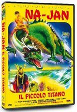 Na Jan - Il Piccolo Titano (Ed. Limitata E Numerata) DVD MOSAICO MEDIA