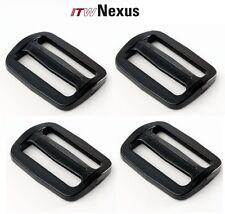 DIY tactique 4 x ITW NEXUS OTAN approuvé 50mm plastique d anneaux