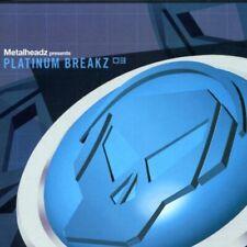 NEW Metalheadz Presents Platinum Breakz, Vol. 3 (Audio CD)