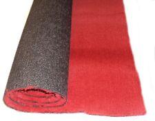 Light Red car carpet automotive carpet 1.5m wide (5ft) sold per running metre