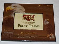 "WILDLIFE BALD EAGLE 8"" X 10"" PHOTO FRAME HOLDS A  4"" X 6"" PHOTOGRAPH"