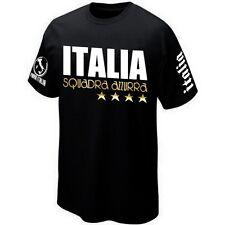 T-Shirt ITALIA SQUADRA AZZURRA italie Maillot ★★★★★