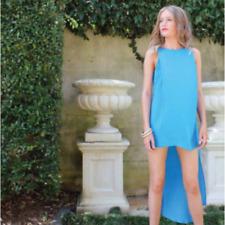 PIPER LANE - Ocean Dropback Dress (89445 - Aqua) *BNWT*