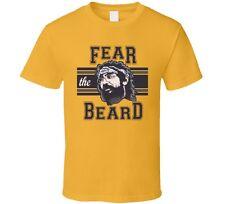Chong Fear The Beard Stoner Weed Funny T Shirt