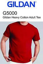 GILDAN 5000 Heavy Duty Cotton Tee - Blanks