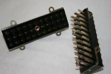 33 PIN MULTI WAY CONNECTORS JONES PLUG & SOCKET   fd2f5