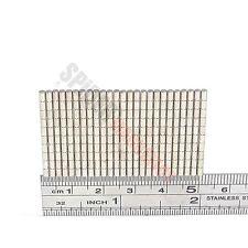 Tiny magnets 2x3 mm N52 neodymium disc small neo craft rod magnet 2mm dia x 3mm