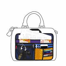 Unisex Bag Briefcase Insert Organizer Office File Document Storage Organizer (S)