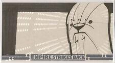 Star Wars 3D Empire Strikes Back Sketch Lance Sawyer