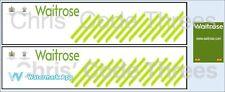Code 3 Adhesive Vinyl Trailer Decal - Waitrose - 1/50 1/76 1/148