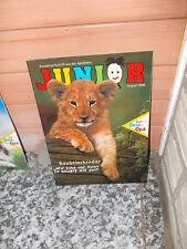 Junior, Heft August 1999, 32. Jahrgang