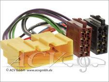 ISO Radioadapter Mazda Premacy BT50 2 3 5 6 626 323 Anschlußkabel Radio Adapter