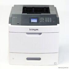 Lexmark MS812dn Drucker mit Nezwerk Duplex und Toner Laserdrucker gebraucht