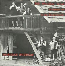 Single / SULMTALER SPITZBUAM / AUSTRIA / SELTEN /