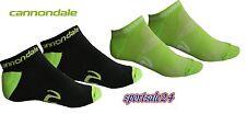 """Cannondale """" Low Socks """" Radsocken NEU CA7316 SONDERPREIS UVP 14,95 €"""