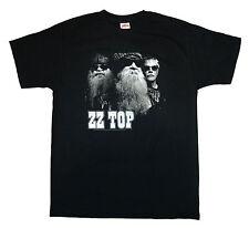 ZZ TOP - Band Photo - t shirt S,M,L,XL,2XL Brand New - Official Merchandise