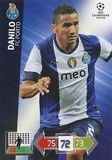 DANILO # BRAZIL FC.PORTO CHAMPIONS LEAGUE TRADING CARDS 2013