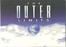 Outer Limits Sex, Cyborgs & Sci-Fi: Promo Card P2