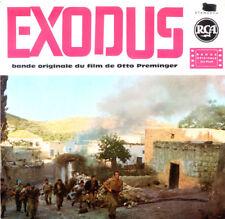 EXODUS Otto Preminger / Ernest Gold FR Press EP