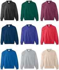 Sport-Tek Men S-4XL 5XL 6XL OR TALL Lined V-Neck Golf Baseball Pocket Wind Shirt