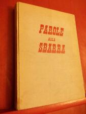 CELSO MARIA GARATTI - PAROLE ALLA SBARRA  -1956 SIMMENTHAL