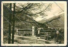 Torino Bardonecchia cartolina C1949 SZD