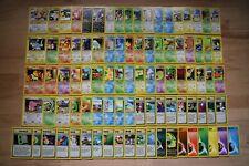 Neo Genesis Uncommon Common Rare Non-Holo Pokemon Cards 1st Edition or Unlimited