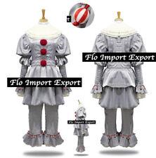 Simile Pagliaccio IT Vestito Carnevale Cosplay Simil IT King Costume ITCOSP01