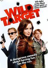 BRAND NEW DVD Wild Target Emily Blunt Rupert Grint Rupert Everett Bill Nighy