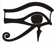 Aufkleber Horusauge, Udjat-Auge, Udzat-Auge, Folienschnitt , leicht aufzukleben