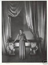 """Publicité Ancienne """" La Duchesse de WINDSOR 1939 """""""
