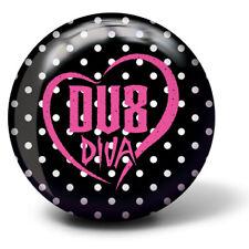 Bowling Ball DV8 Viz-A-Ball Diva 8 - 12 lbs, Bowling Ball for Spare and Strike
