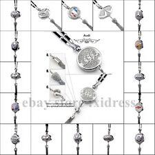 Car logo Air Freshener Bottle Diffuser Mirror Perfume Pendant for Various models
