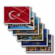 TR - Turchia - frigo calamite frigorifero souvenir magneti