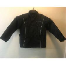 OFFERTA conveniente per bambini RAGAZZINI DYNAMIC NERO giacca da moto
