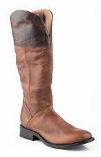 LADIES STETSON ABBIE BROWN TWO-TONES FASHION BOOTS 12-021-7611-0371