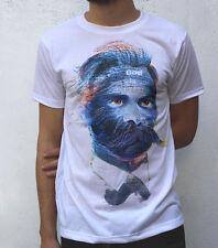 Friedrich Nietzsche T Shirt Ilustraciones, comillas portret