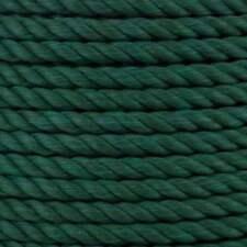 3 Strand - Polyester 10mm - Dark Green