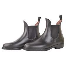 HKM Soft Child Ladies Men Elasticated Synthetic Waterproof Riding Jodhpur Boots
