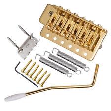 Pont de trémolo guitare électrique 6 cordes avec barre whammy pour st sq