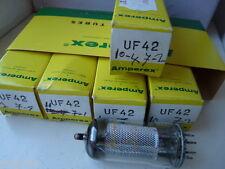 Uf42 Amperex núms. válvula De Tubo De 1 Pieza