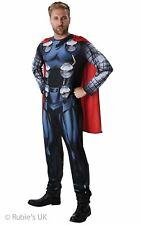 hommes Thor classique déguisement adultes AVENGERS Norse God super héros cape