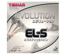Tibhar Evolution EL-S Table Tennis Ping Pong Rubber Sponge