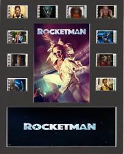 Rocketman replica Film Cell Presentation 10x8 Mounted 10 cells